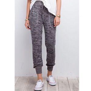Pants - 2 Toned Hacci Joggers
